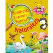 ASOMBROSAS PREGUNTAS Y RESPUESTAS NATURALEZA - OM BOOKS INTERNACIONAL