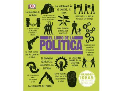 EL LIBRO DE LA POLITICA - DK