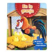 EN LA GRANJA - THE NOVELTY BOOK