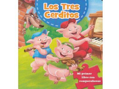 LOS TRES CERDITOS - THE NOVELTY BOOK