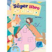 SUPER LIBRO DE DIBUJO - LUNA DE PAPEL