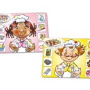 CHEFS LOCOS - ORCHARD TOYS