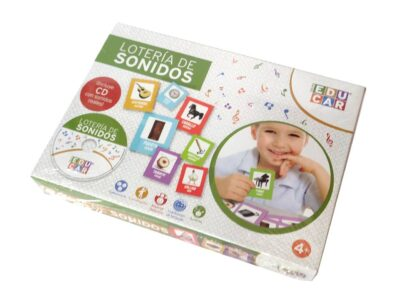 LOTERIA DE SONIDOS CON CD