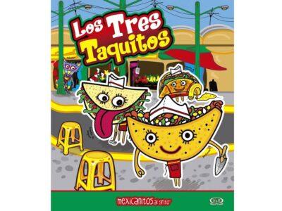 LOS TRES TAQUITOS - V&R EDITORAS