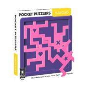 POCKET PUZZLERS DANCERS JUEGO DE HABILIDAD MENTAL - UNIVERSITY GAMES