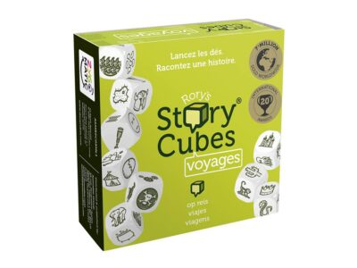 STORY CUBES VIAJE - ASMODEE