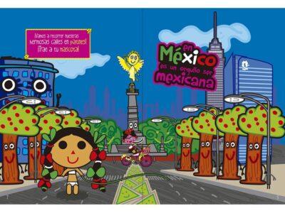 VESTIDOS MEXICANITOS - V&R EDITORAS