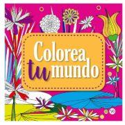 COLOREA TU MUNDO 4 - V&R EDITORAS