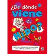 ¿DE DÓNDE VIENE EL HIPO? - V&R EDITORAS