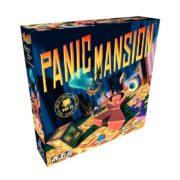 PANIC MANSION - BLUE ORANGE