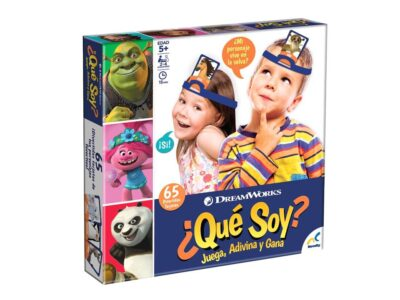 QUE SOY DREAMWORKS – NOVELTY